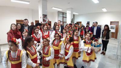 Василица - ромската Нова година - ОУ Доктор Петър Берон - Ямбол